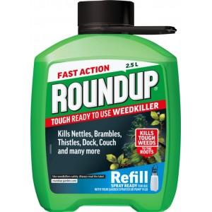 Roundup RoundUp Tough RTU 2.5L Refill