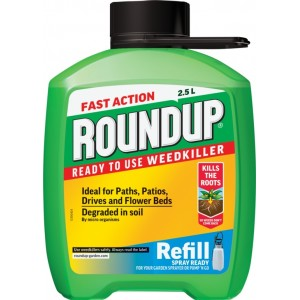 Roundup 2.5L Refill