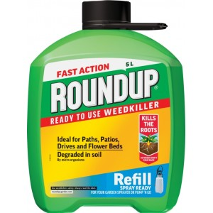 Roundup Fast Action Refill 5 Litre