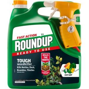 Roundup RoundUp Tough RTU 3L