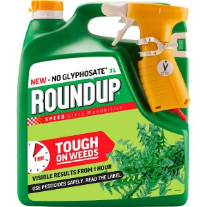 Roundup Speed Ultra Weedkiller 3 Litre