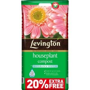 Levington Houseplant Compost 1o0 Litre