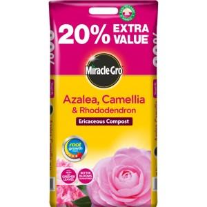 Miracle-Gro Azalea, Camellia & Rhododendron Compost