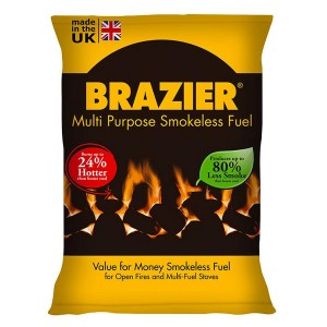 CPL Brazier Smokeless Fuel