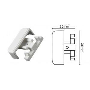 Harrison Drape Standard Drape End Stops Pack of 2