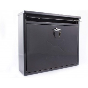 Sterling Elegance Front Opening Post Box