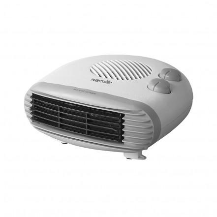 Warmlite Flat Fan Heater 2kW White