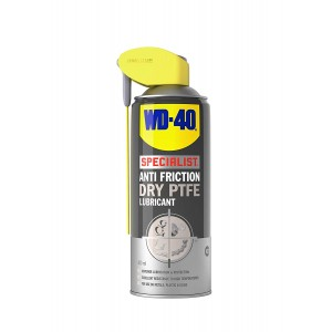 WD40 Dry PTFE Lubricant 400ml