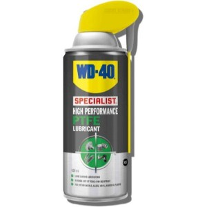 WD40 HP PTFE Lubricant 400ml