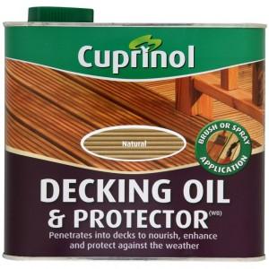 Cuprinol Decking Oil & Protector