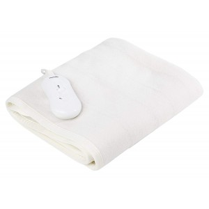 Morphy Richards All Night Heated Electric Underblanket - White - Single