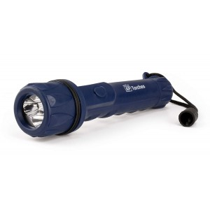 AP 3-LED Rubber Torch Complete with Batteries (2AA)