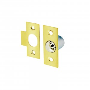 Securit Bales Catch Brass Plated 16mm