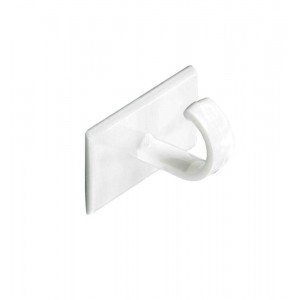 Securit Cup Hooks Self Adhesive Pack 4