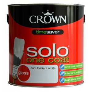 Crown Solo One Coat 1.25L