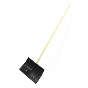 "Home & Leisure UK 48"" Snow Shovel / Scoop"