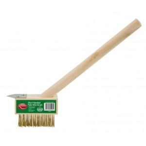 Ambassador Weed Brush Short Handled