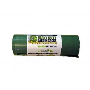 Ecobag 10 Garden Sacks Green