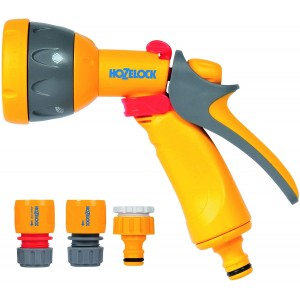 Hozelock Multi Spray Watering Gun Starter Set