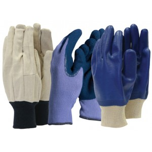 Town & Country Men's Gloves Triple Pack