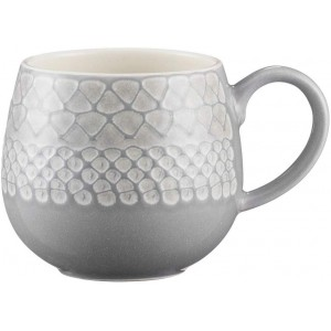 Mason Cash Grey Mug Impressions 350ml
