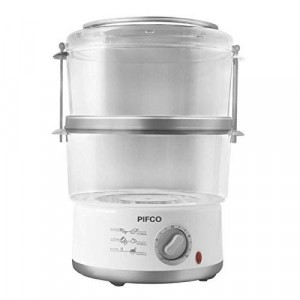 2 Tier Steamer Pifco