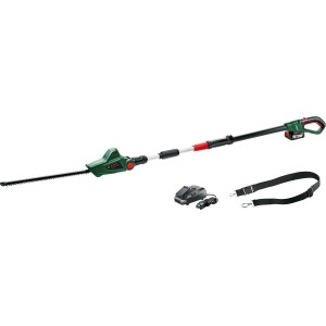 Bosch Cordless Telescopic Hedge Trimmer Universal Hedge Pole