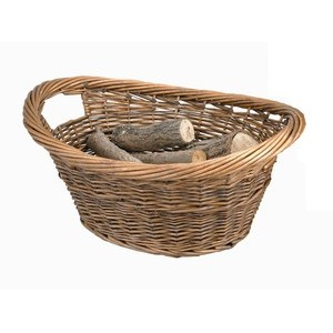 Log Basket Cradle