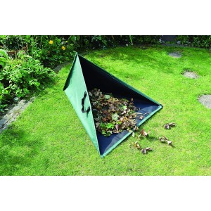 S&J Leaf Collecting Tidy Mat - Green