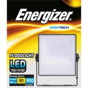 Energizer 10W LED IP65 Floodlight