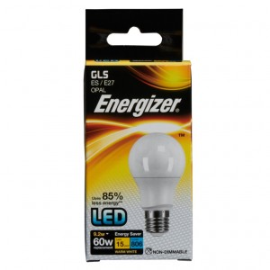 Energizer LED GLS Warm White 806lm 2700k E27