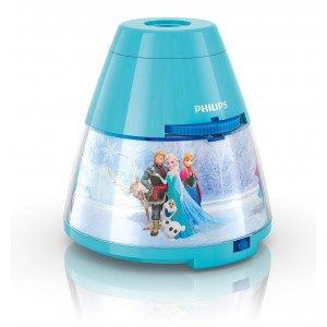 Philips Frozen Night Light & Projector 1 x 0.1 W Integrated LED