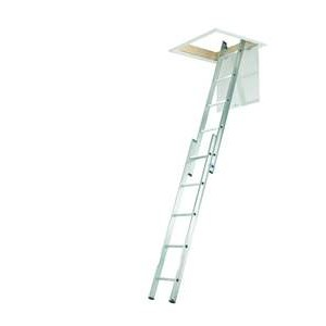 Werner Loft Ladder 2 Section Abru