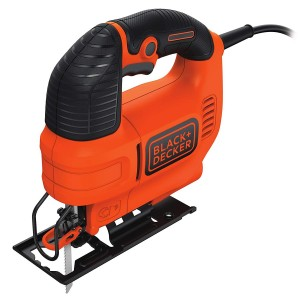 Black & Decker Compact Jigsaw With Blade 520W