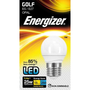 Energizer Golfball LED 3.4W (25W)ES