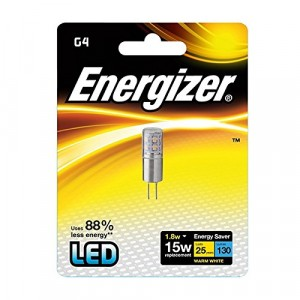 Energizer High Tech LED G4 Warm White