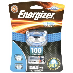 Energizer Vision Headlight 100 Lumen