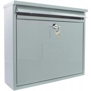 Sterling Elegance Post Box Chartwell Green