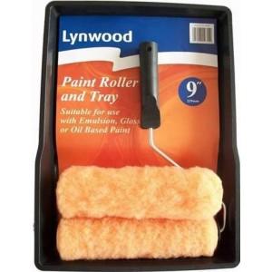 "Lynwood Roller & Tray + Spare Sleeve 9"""