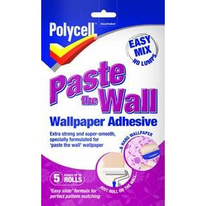 Polycell Paste The Wall Powder Adhesive