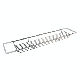 Croydex Flat Bar Bath Rack