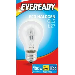 Energizer GLS 70W ES Energy Saving Halogen
