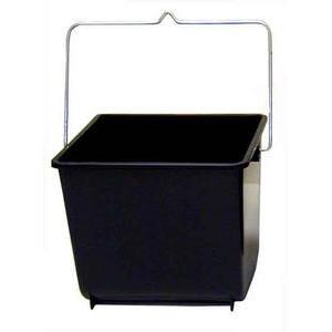Lynwood Black Mini Scuttle