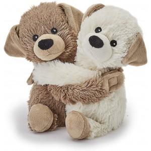 Intelex Warmies Warm Hugs Puppies 530g Heatable Soft Toy