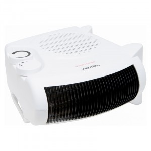 Warmlite 2kW Fan Heater Flat Or Upright