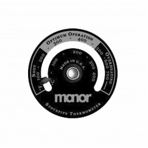 Manor Stove Pipe Thermometer