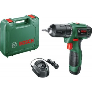 Bosch EasyDrill 1200 Cordless Drill/Driver with 12V/1.5 Ah