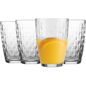 Hiball Glasses Jewel Set of 4