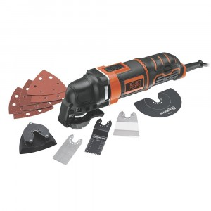 Black & Decker Multi-Oscillating Tool 300W