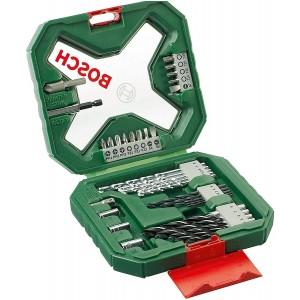Bosch X-Line Classic Drill and Screwdriver Bit Set 34 Pieces